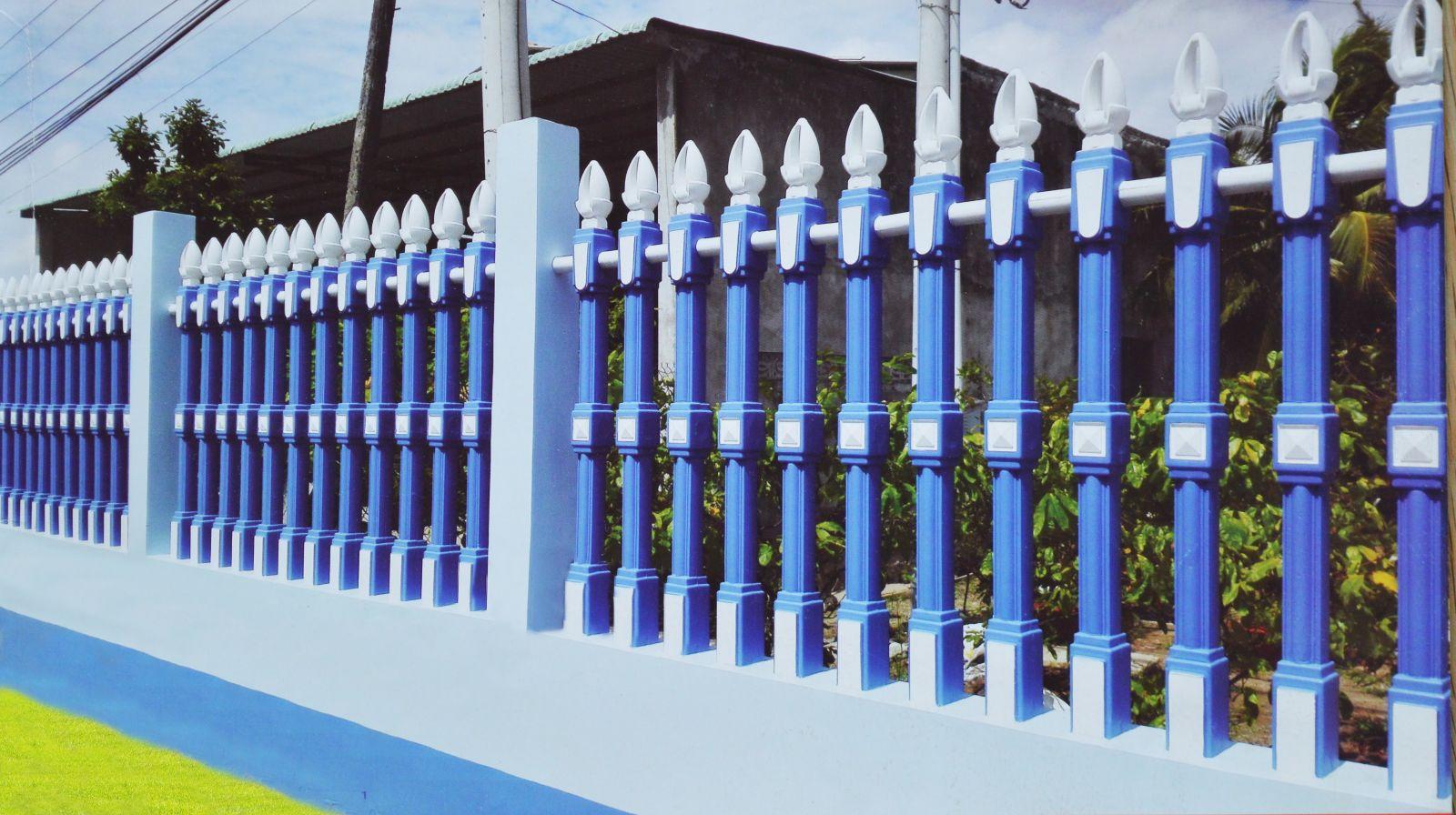 Kết quả hình ảnh cho Chọn hàng rào bê tông